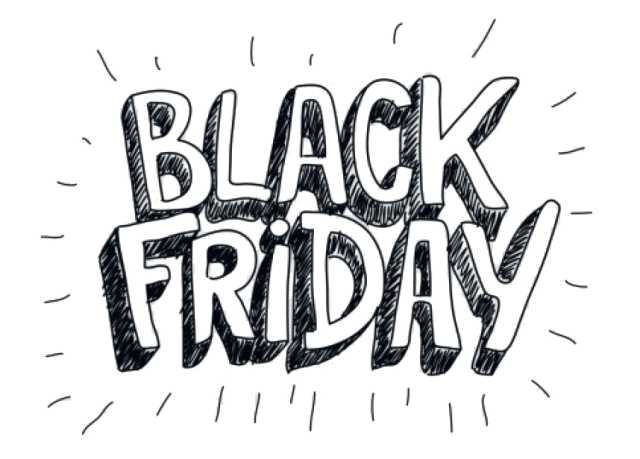 los imprescindibles para alta del Black Friday